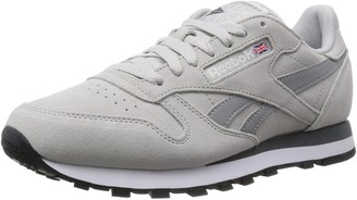 Reebok Classic Leather Suede Mens Running Shoes