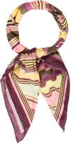 Missoni Lightweight Striped Scarf