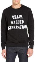 Eleven Paris ELEVENPARIS Tybrain Graphic Sweatshirt
