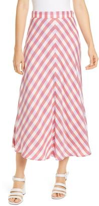 Sams?E Sams?E Loreta Chevron Stripe Skirt