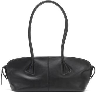 Low Classic Baguette leather shoulder bag