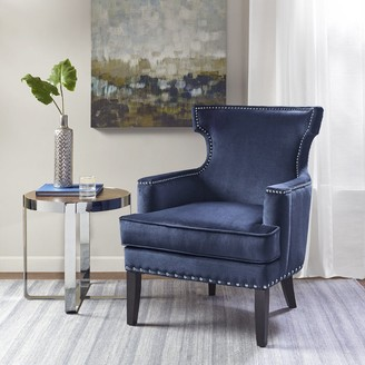 Madison Home USA Melody Blue Accent Chair