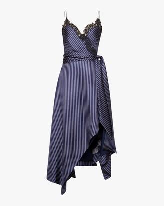 Jonathan Simkhai Emma Sleeveless Handkercheif Dress