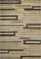 "Momeni Dream Collection 100% Heatset Polyproplene Turkish Machine Made Carpet/Rug Color:BROWN Size:7'-10"" X 9'-10"""
