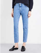 Closed Heartbreaker straight mid-rise jeans