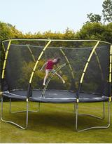 Plum Whirlwind 14ft Trampoline And 3G Enclosure