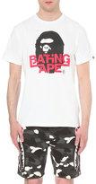 A Bathing Ape Ape-motif Cotton-jersey T-shirt