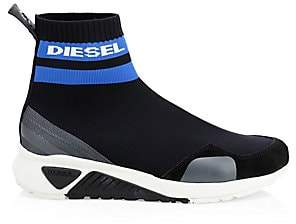 Diesel Men's S-KB Loop Sock Sneakers