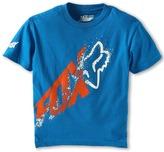 Fox Relayer S/S Tee (Blue) Boy's T Shirt