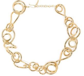 COMPLETEDWORKS Befuddled chain necklace