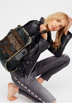 Womens BRIGADE DISTRESSED TOTE
