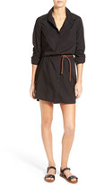 Splendid Belted Shirtdress