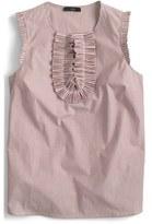 J.Crew Women's Margot Stripe Cotton Top