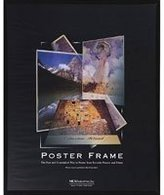 MCS plastic POSTER size frame with Corrugated Backing - 12x18