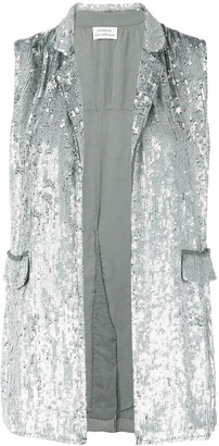 P.A.R.O.S.H. Sequinned Gilet