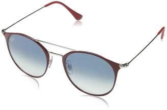 Ray-Ban RB3546 Round Metal Sunglasses
