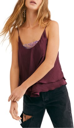 Free People Turn It On Camisole