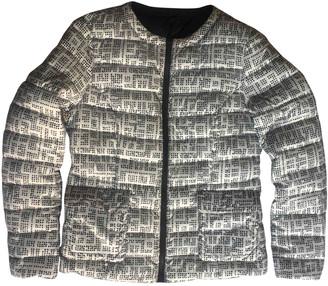 Adolfo Dominguez White Synthetic Coats