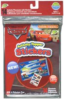 Neat Solutions Activity Topper w/ Stickers - Disney Cars - 14 ct