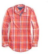 Tommy Hilfiger Women's Plaid Popover Shirt
