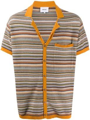 Nanushka Taro camp shirt