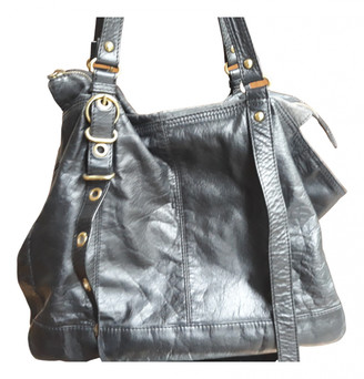 Jigsaw Black Leather Handbags