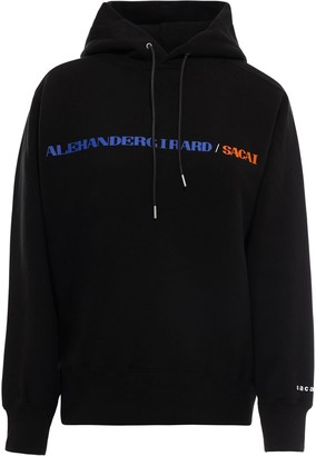 Sacai Hooded Sweatshirt