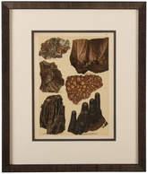 Rejuvenation Framed Geode Specimen Plate 30