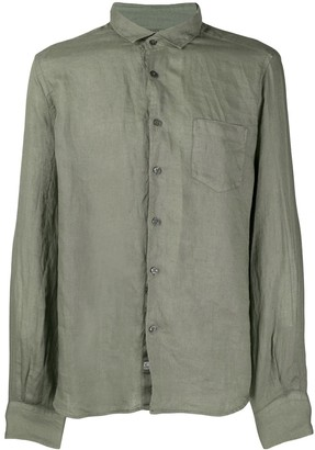 C.P. Company Long-Sleeved Buttoned Shirt