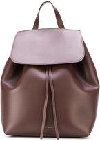Mansur Gavriel drawstring backpack - women - Leather - One Size