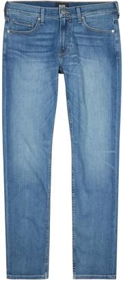Paige Lennox Light Blue Slim-leg Jeans
