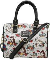 Loungefly Beauty and the Beast Belle Tattoo Hangbag Bag