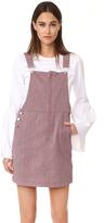 Suncoo Clotilde Overall Dress
