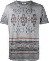 Valentino geometric print T-shirt - men - Cotton - S