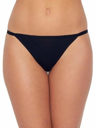 OnGossamer Women's Sheer Bliss Bikini Panty Invisible Lightweight Mesh