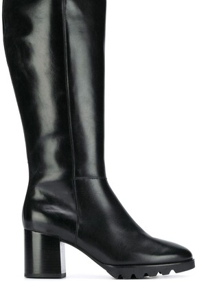 Högl round toe boots