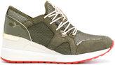 MICHAEL Michael Kors wedge sneakers