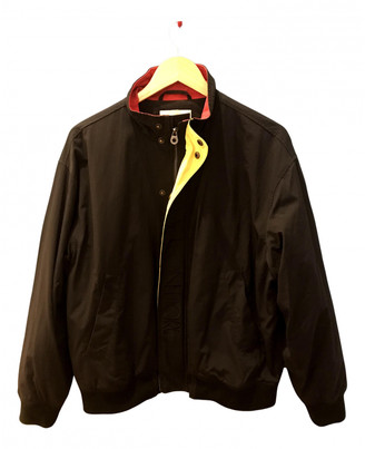 Aimé Leon Dore Black Polyester Jackets