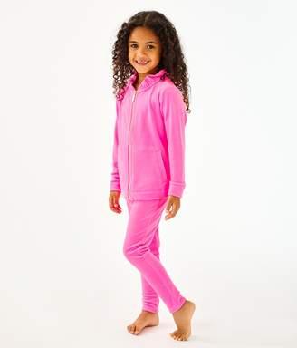 Lilly Pulitzer Girls Maia Velour Legging