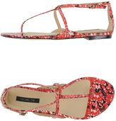 Rachel Zoe Toe strap sandals