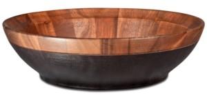 Noritake Kona Large Wood Serving Bowl