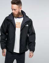 The North Face Resolve Insulated Jacket In Black