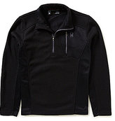 Spyder Bandit Half-Zip Lightweight Jacket