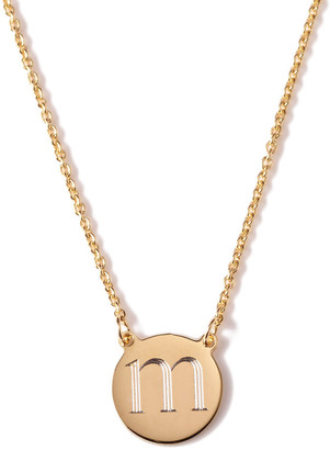 Sarah Chloe Cara Round Necklace