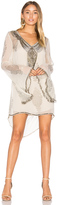 Haute Hippie Getty Mini Dress