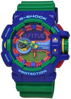 Casio Men's G-Shock GA400-2A Multi Resin Quartz Watch
