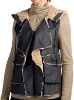 dylan Dixon Cargo Vest - Zip Front (For Women)