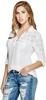 GUESS Rosa Long-Sleeve Shirt