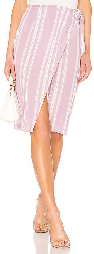 Trisha Wrap Skirt
