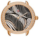 Michele Women's Serein 16 Diamond Watch Case, 34Mm X 36Mm